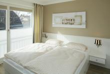 Appartement 9 - Schlafzimmer