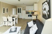 Appartement 9 - Essbereich
