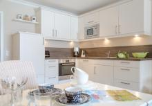 Appartement 9 - Küche