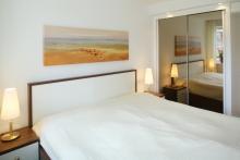 Appartement 10 - Schlafzimmer
