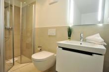 Appartement 16 - Badezimmer